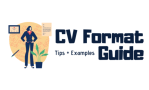 Best CV Format Guide and Examples